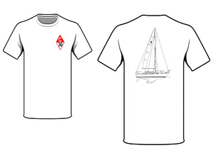 Catalina 30 Mark I T-Shirt