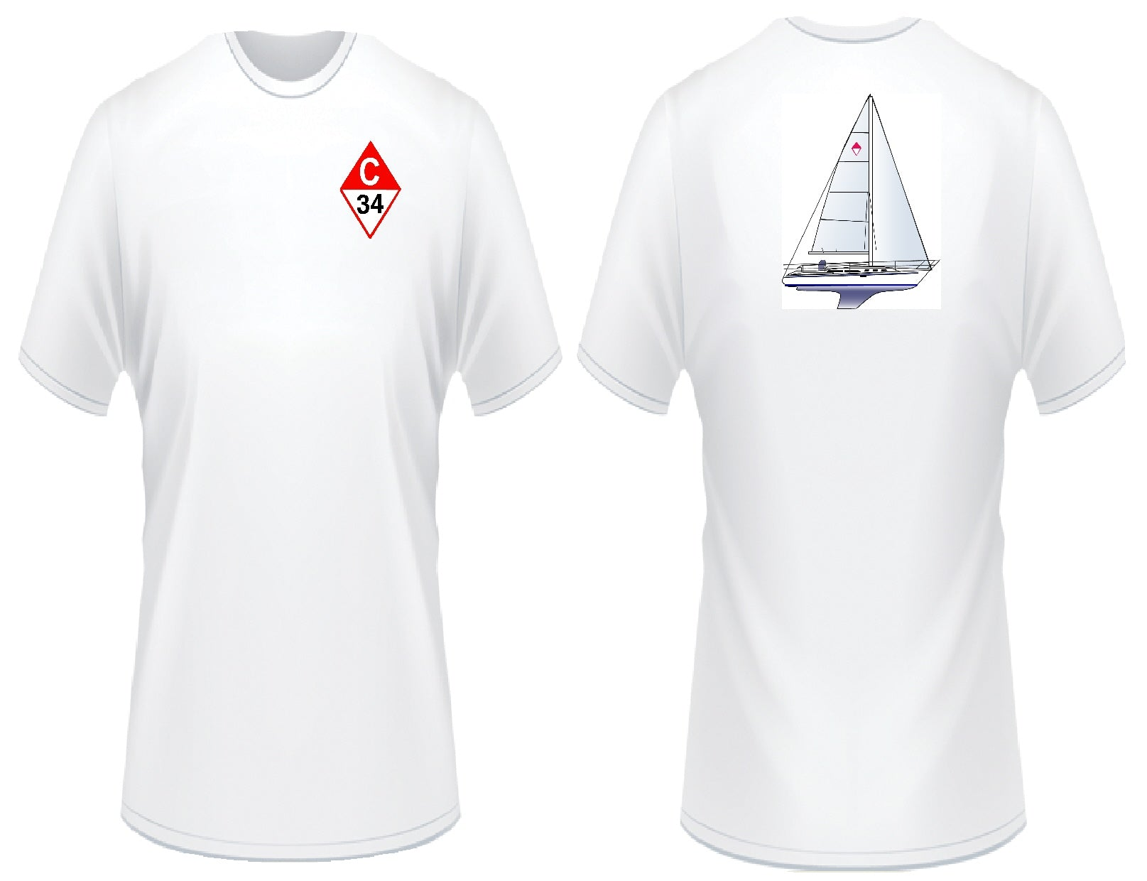 Catalina 34 T-Shirt