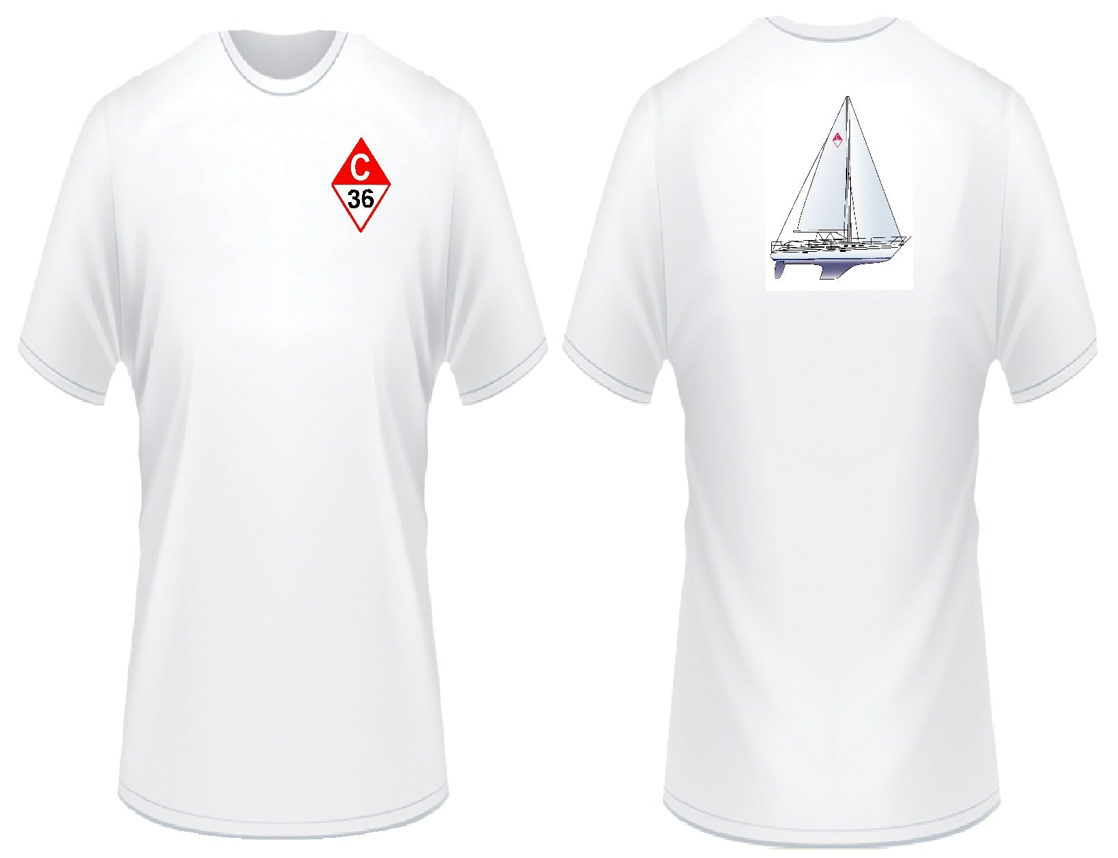 Catalina 36 T-Shirt