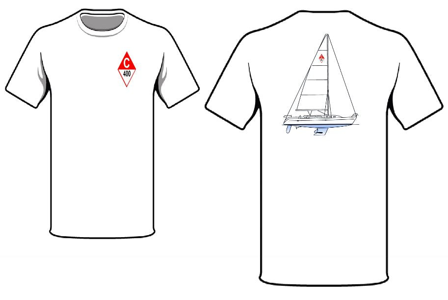 Catalina 400 T-Shirt