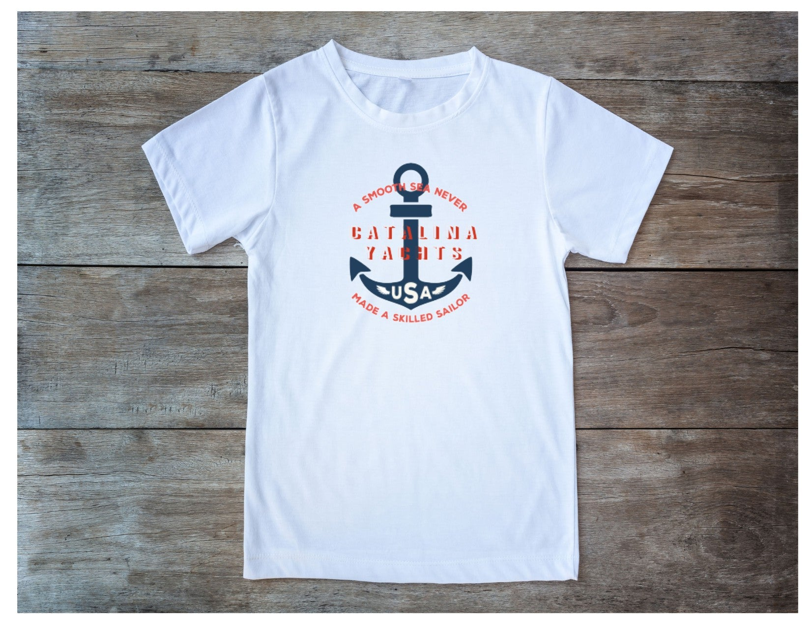 Catalina Skilled Sailor T-Shirt