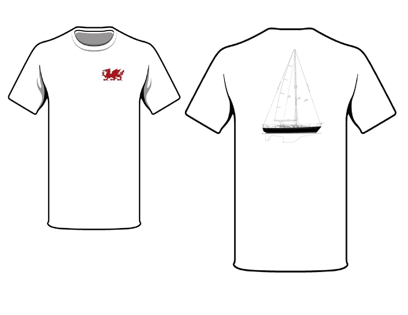 Cheoy Lee Offshore 41 T-Shirt