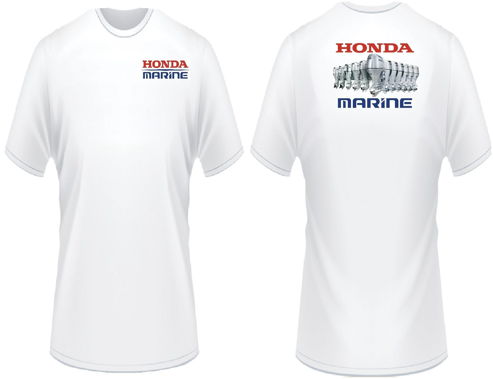 Honda Outboards T-Shirt