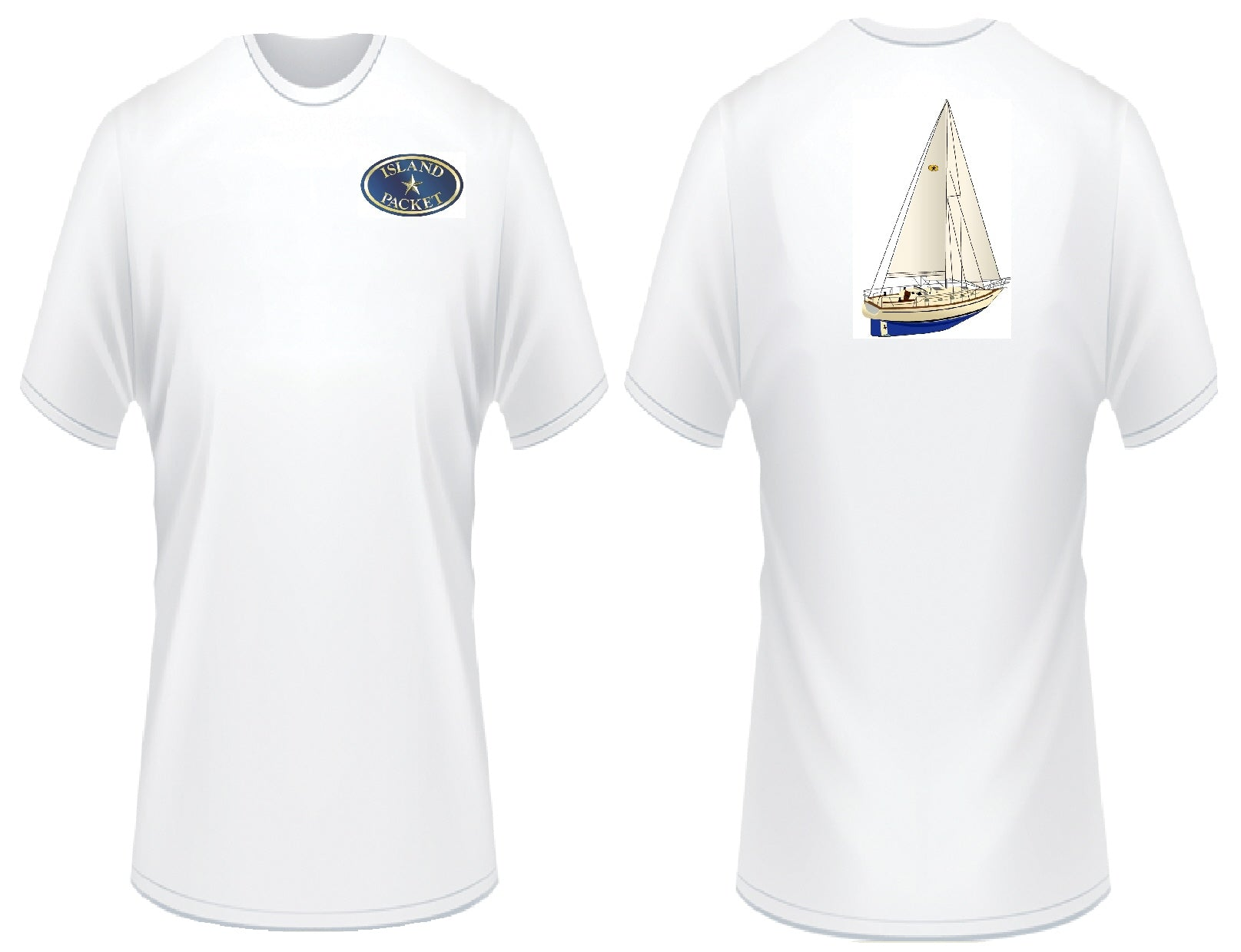 Island Packet 350 T-Shirt