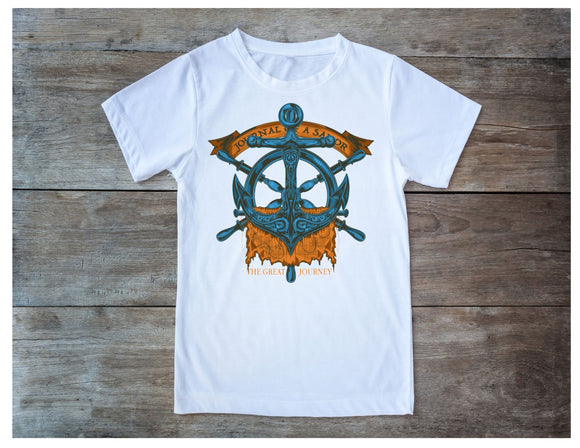 A Journey of a Sailor T-Shirt