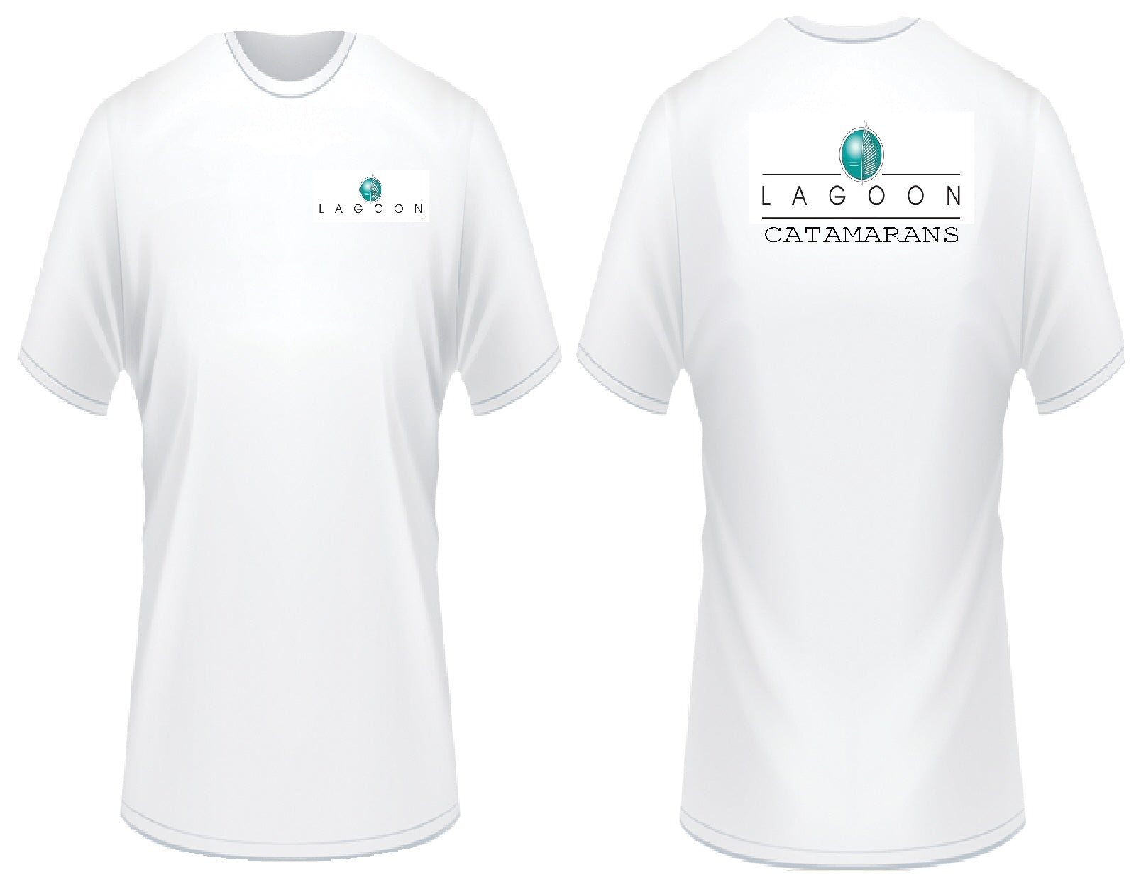 Lagoon Catamarans T-Shirt