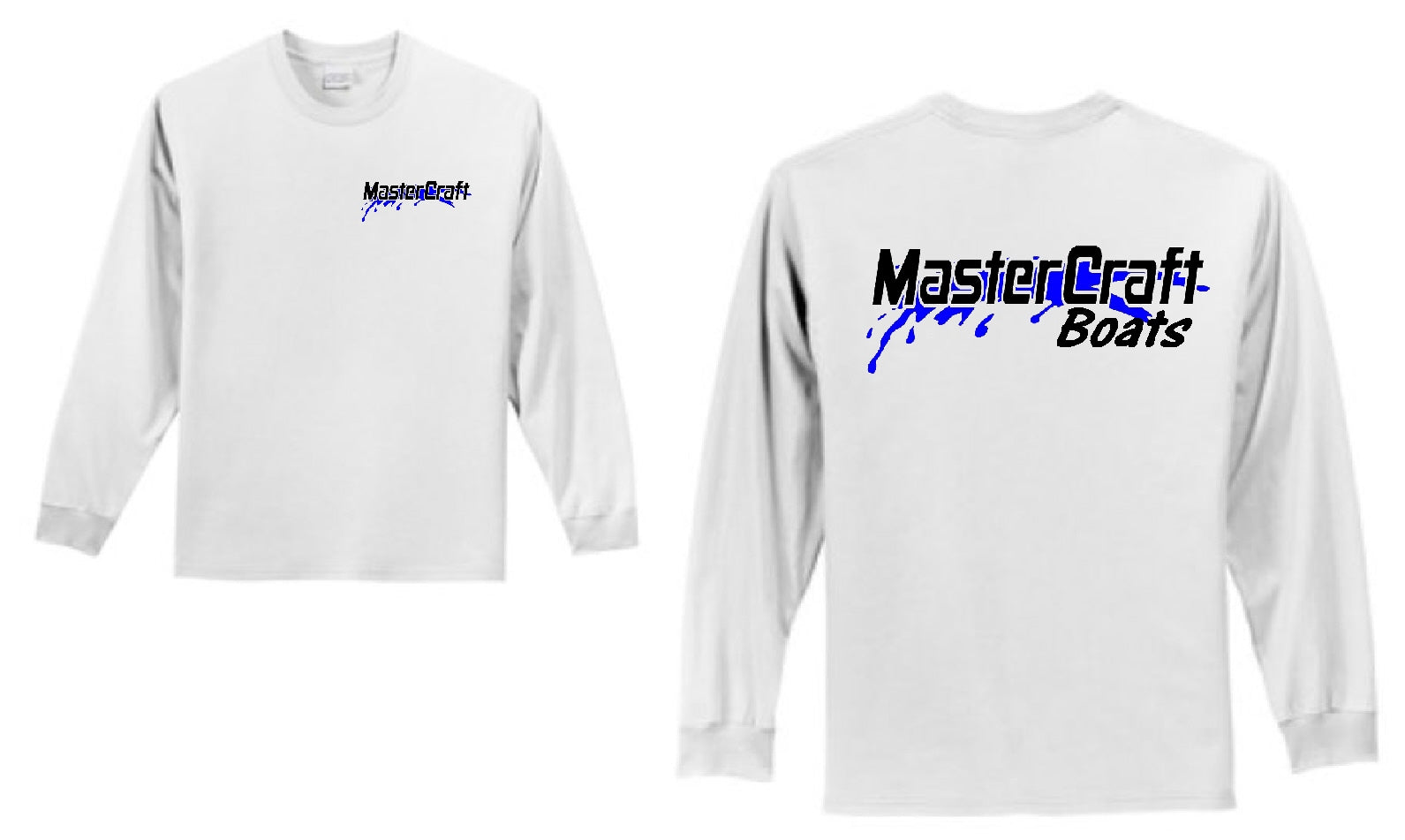 Mastercraft Boats Long Sleeve T-Shirt