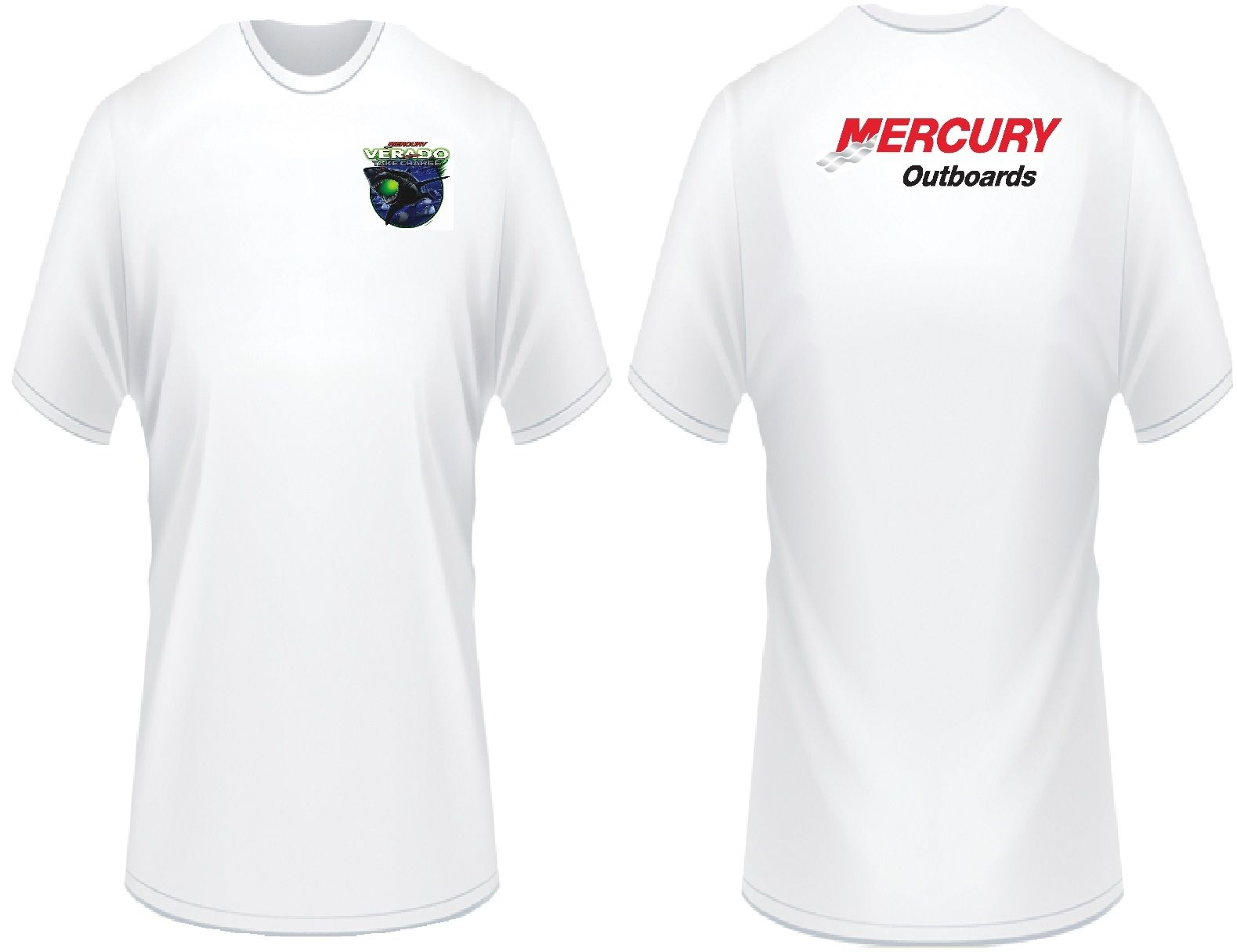 Mercury Outboards T-Shirt
