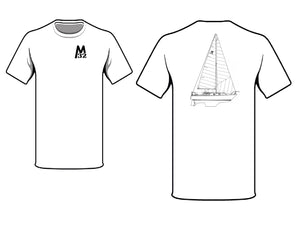 Morgan 32 Sailboat T-Shirt
