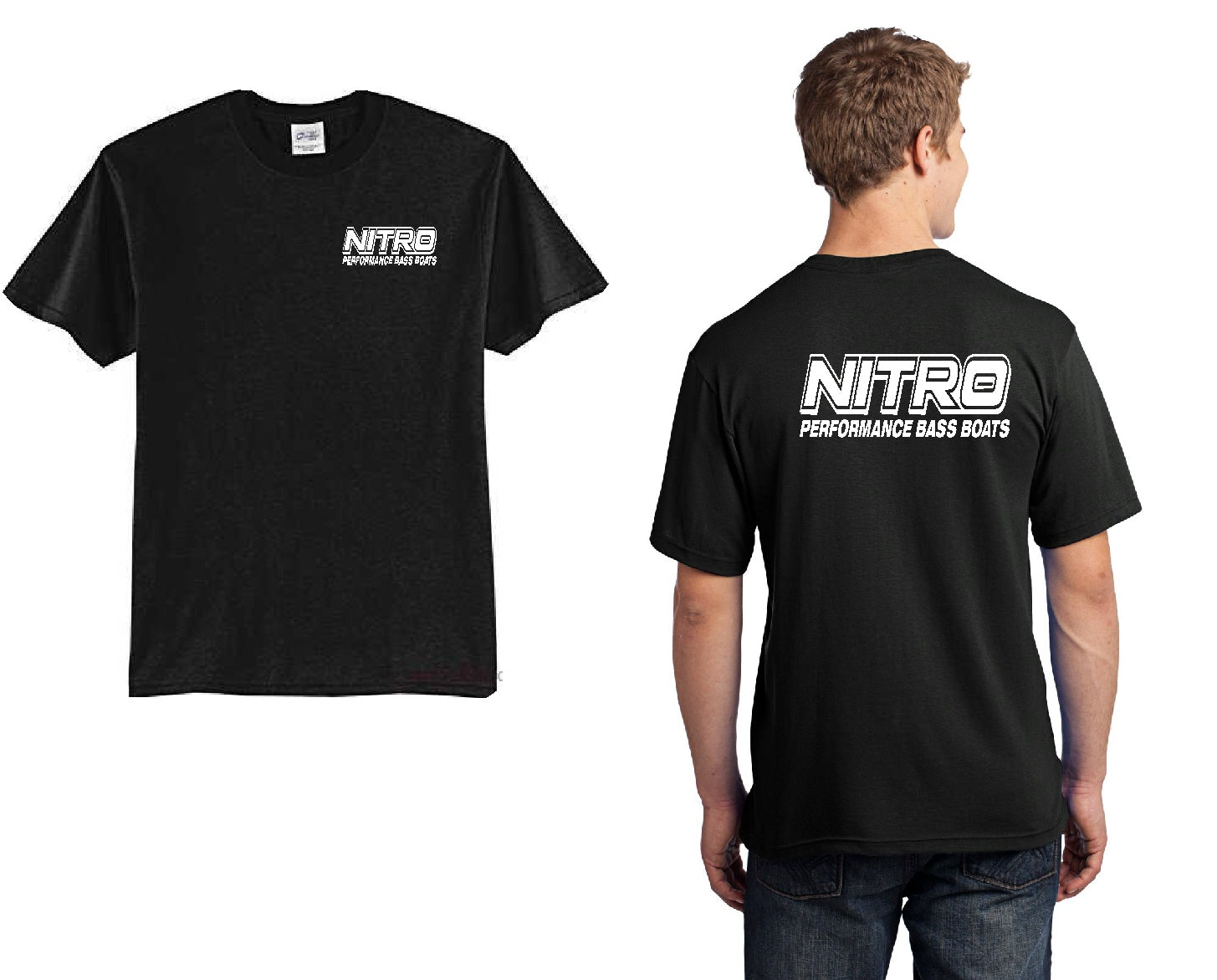 Nitro Boats Black T-Shirt