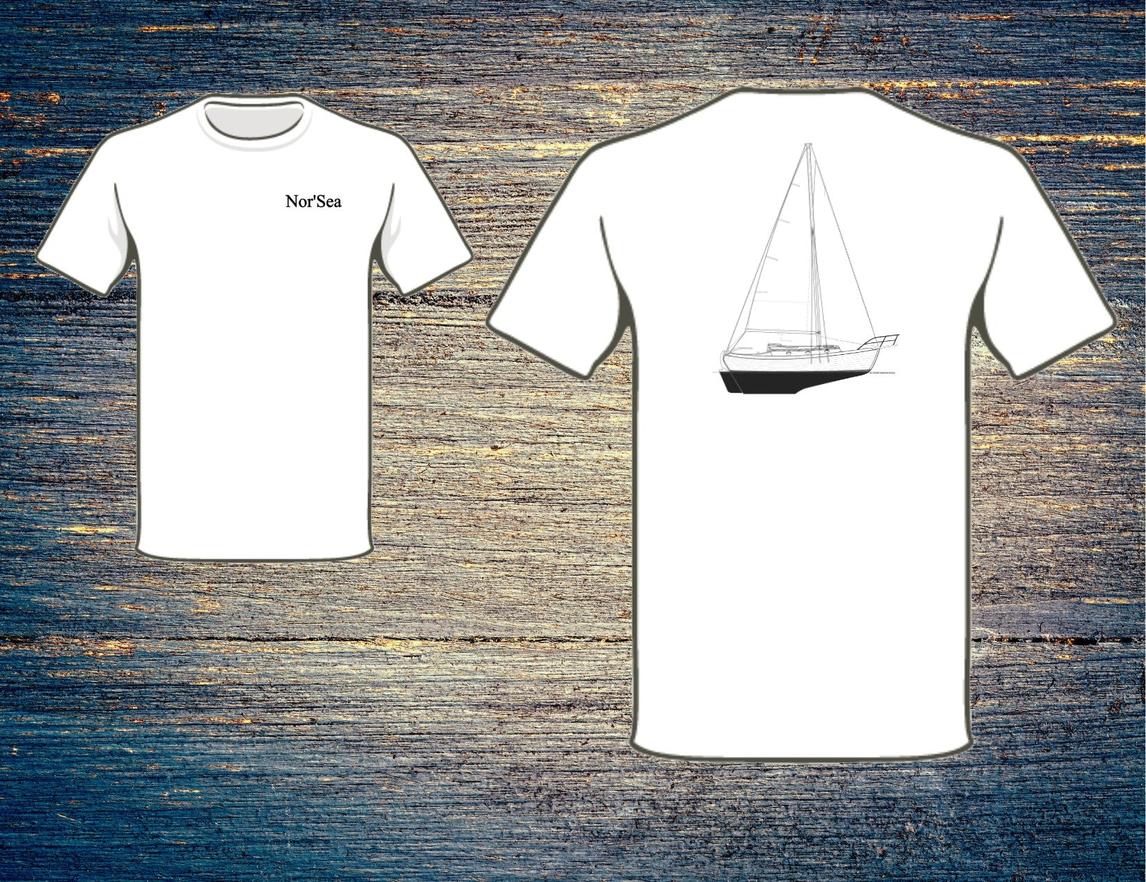 Nor Sea 27  T-Shirt