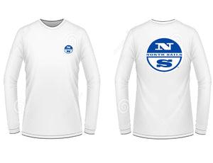North Sails Microfiber Wicking T-Shirt