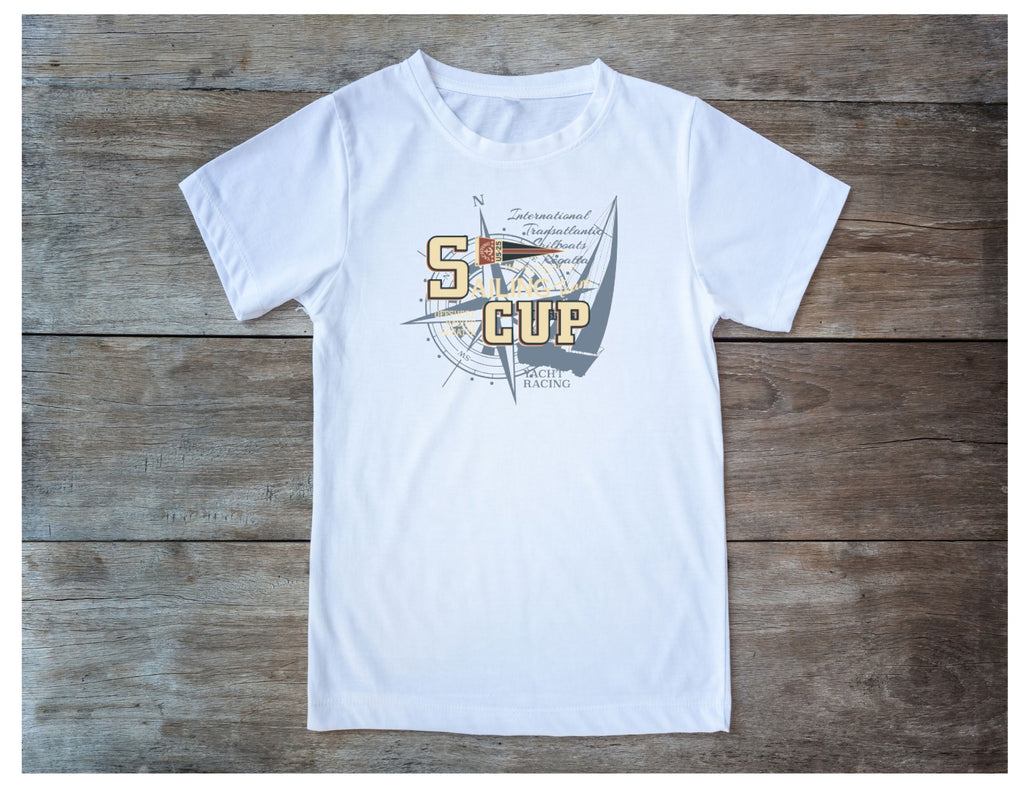 A Sailing Regatta T-Shirt