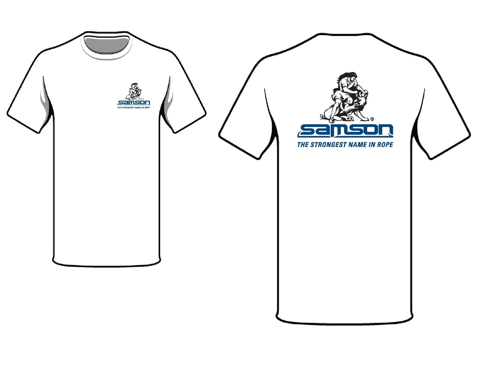 Samson Ropes T-Shirt