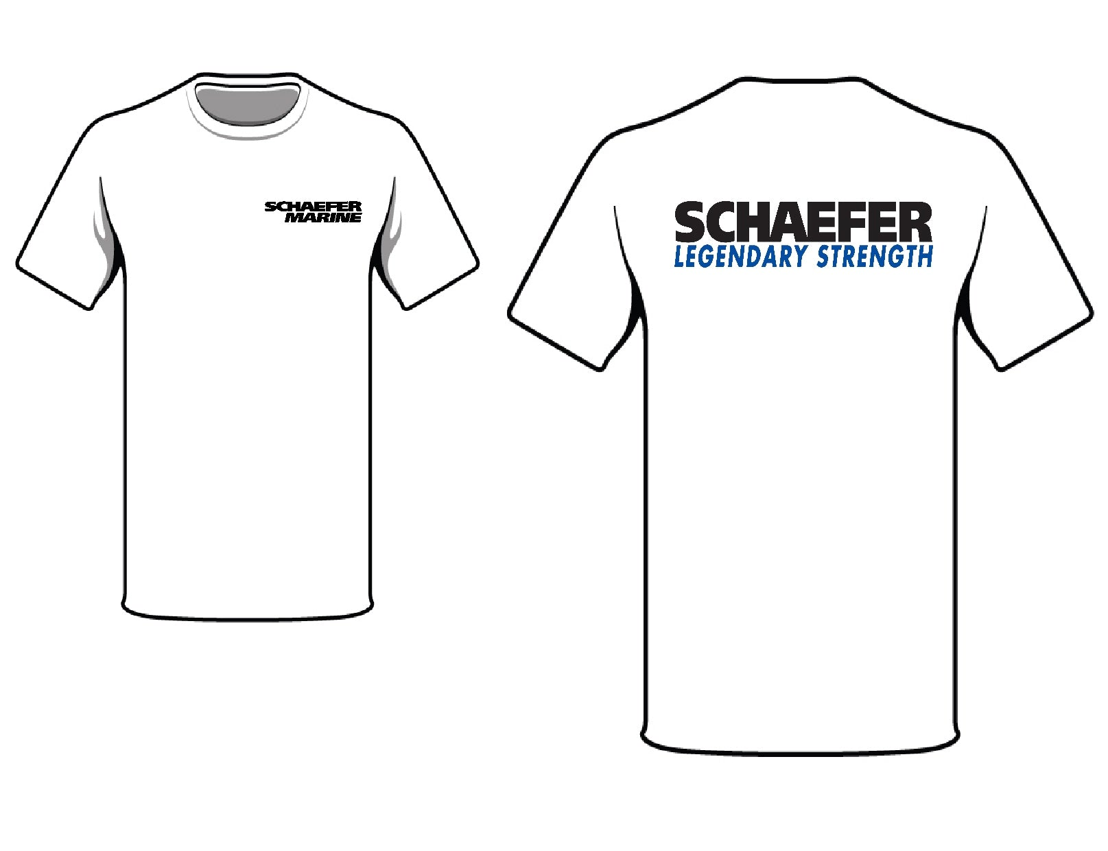 Schaefer Marine T-Shirt