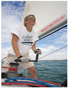 See The World Sailing T-Shirt