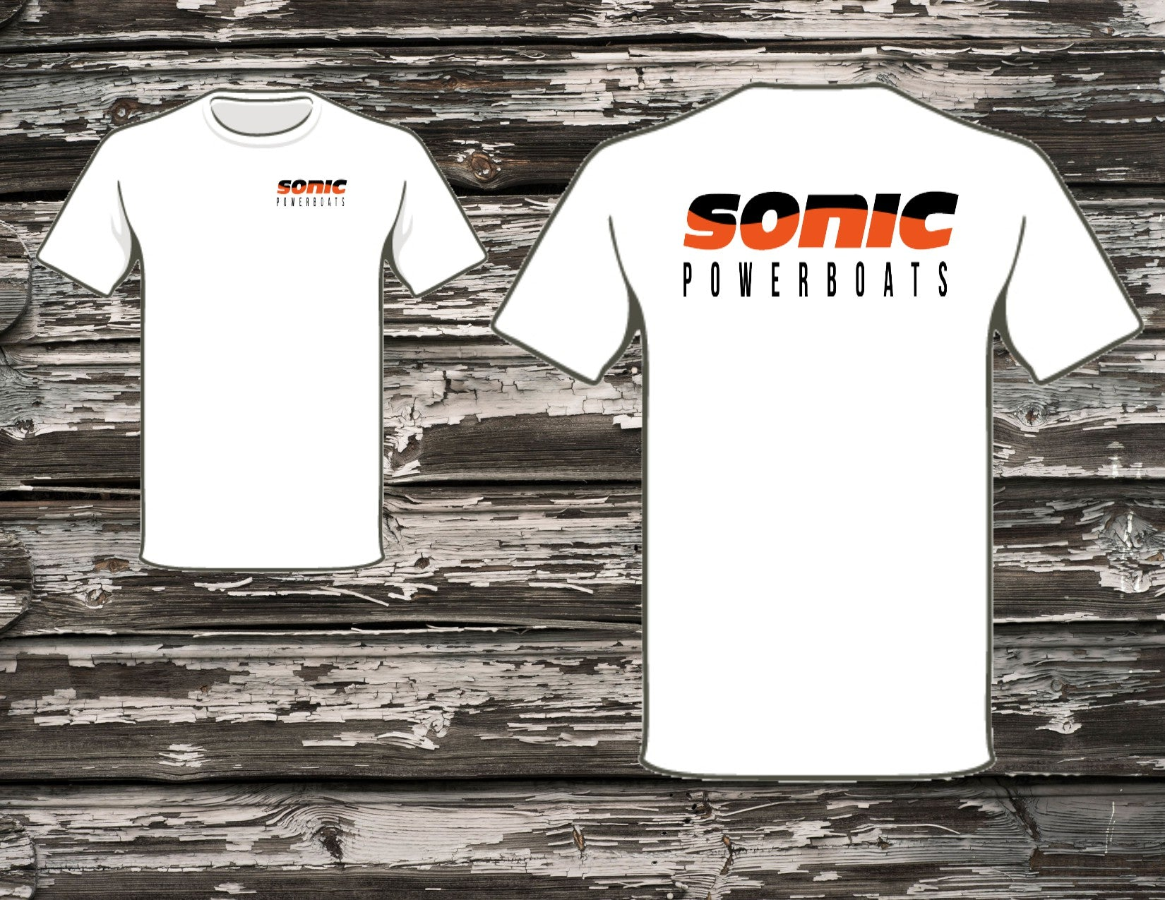 Sonic Powerboats T-Shirt