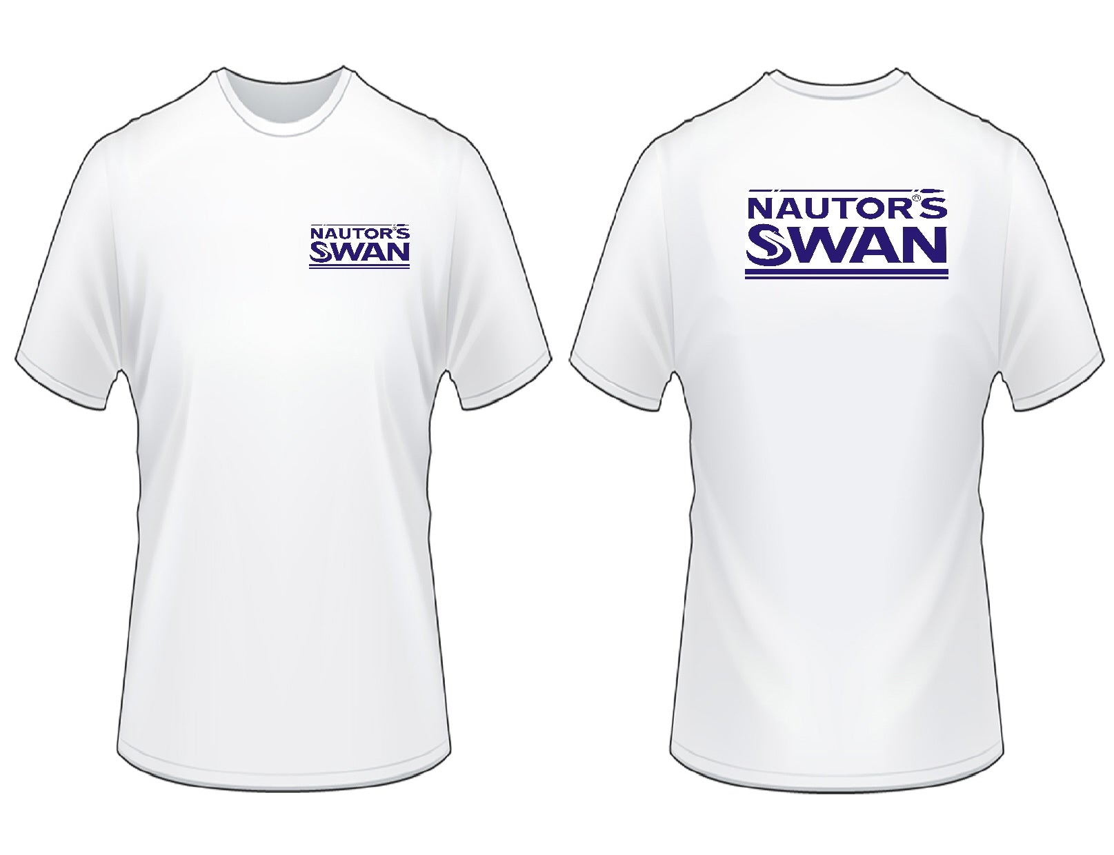 Nautors Swan T-Shirt