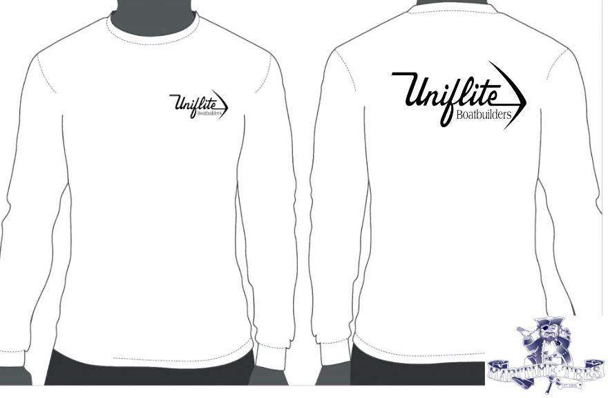 Uniflite Boats Long Sleeve T-Shirt