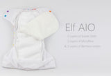 Elf AIO Diaper -Lighthouse