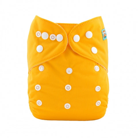 Alva OS Pocket Diaper Solid