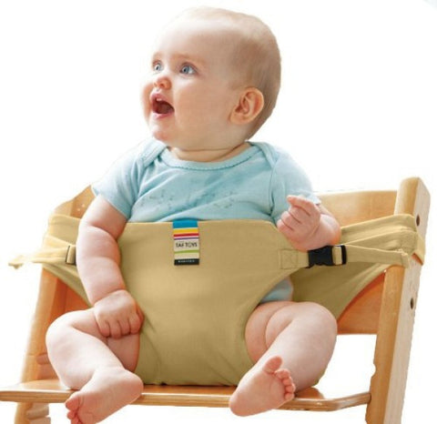 Portable Baby Feeding Chair Belt