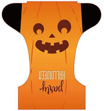 Premium OS Holiday Pocket - Jack O Lantern