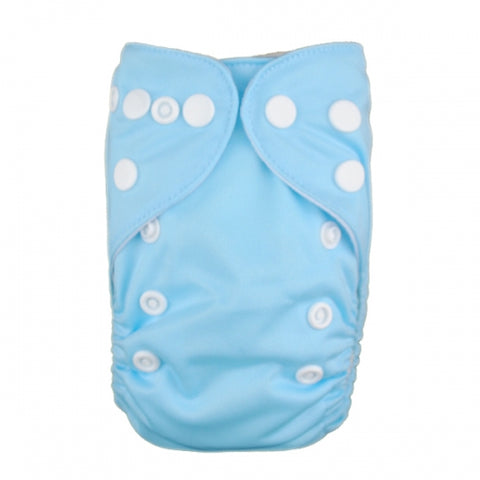 Newborn Pocket Diaper - Solid
