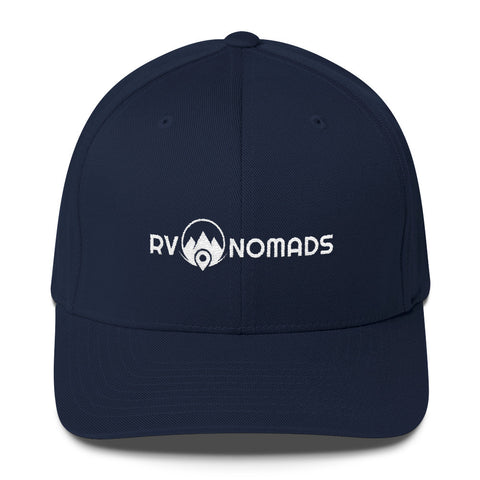 Fitted RV Nomads Twill Cap