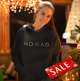 Nomad Unisex Fleece Hoodie (Blowout Sale!)