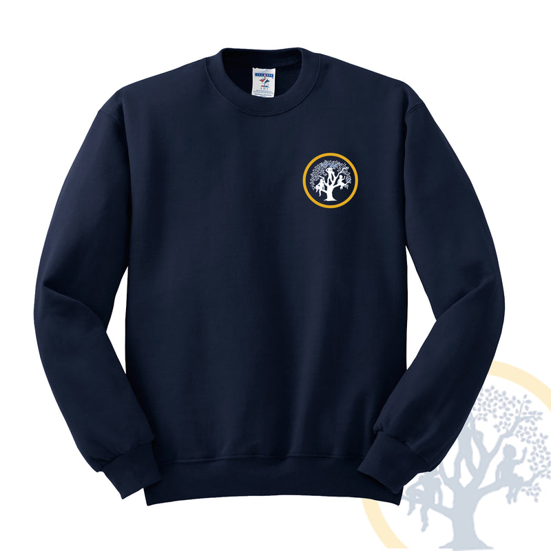 WCDS Crew Neck Sweatshirt - Adult