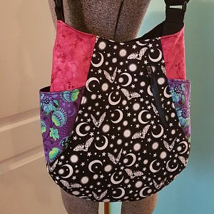 Beautiful tote by Meagan