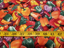 Load image into Gallery viewer, Elizabeth Studio Sweet Pepper Fabric
