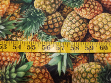 Load image into Gallery viewer, Elizabeth Studio Pineapple Fabric