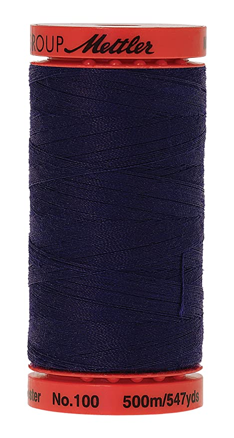 Mettler Dark Indigo Thread