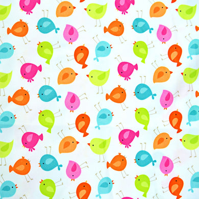 Little Birds PUL Fabric