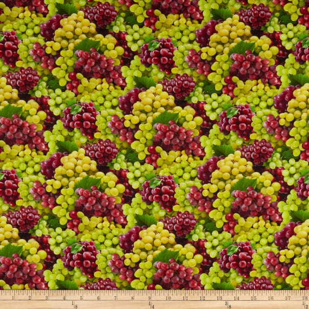 Elizabeth Studio Grape Fabric