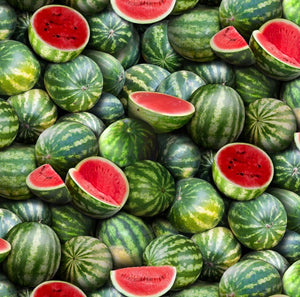 Elizabeth Studio Watermelon Fabric