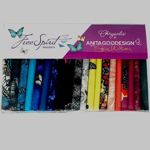 Free Spirit Chrysalis Fat Quarter Bundle
