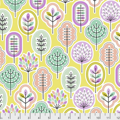 Outerland Habitat Daylight Quilting Fabric