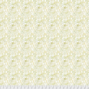 Free Spirit Georgia Blue Front Porch Fabric - Pistachio
