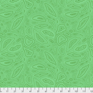 Tula Pink True Colours Mineral Fabric - Emerald