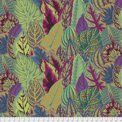 Kaffe Fassett collective Coleus Moss quilting cotton