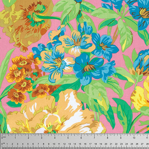 Kaffe Fassett Collective Stash Voluptuous Pink Fabric