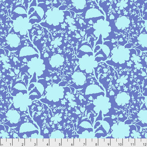 Free Spirit Tula Pink True Colours Wildflower Fabric - Delphinium