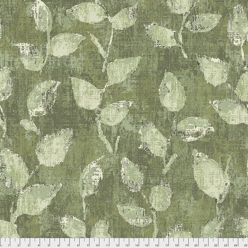 Underwood Green Quilt Backing fabric
