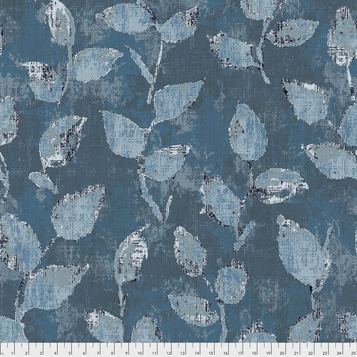 Underwood Teal Quilt Backing fabric