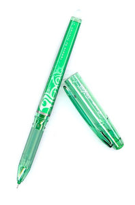 Pilot Frixion Fine Point Erasable Gel Pen - Green