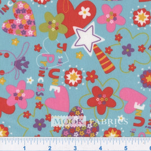 Princess Minky Fleece Fabric
