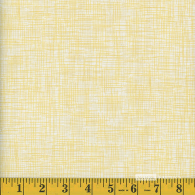 Quilting Treasures Harmony Yellow Flannel